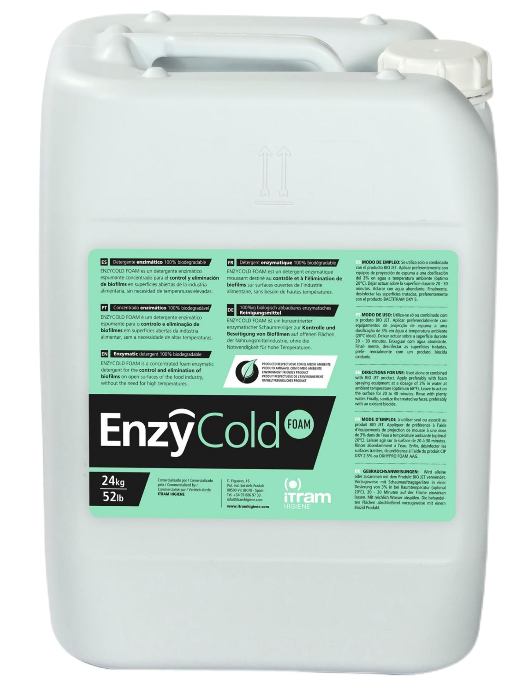 EnzyCold Foam